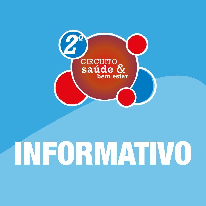 Circuito Saude E Vida : Informativo inscrições etapa indaiatuba º circuito